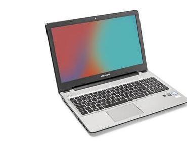 BIOS-Update des Aldi-Notebooks verdoppelt die Laufzeit