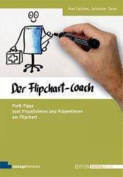 Buchempfehlung: Der Flipchart-Coach – schöne Flipcharts auch für Unbegabte