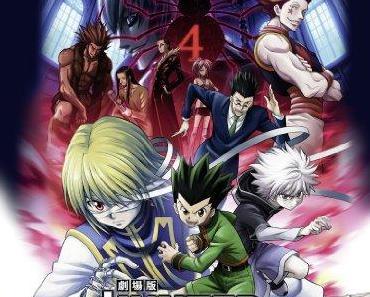 """""""Hunter x Hunter: Phantom Rouge"""" – """"KSM Anime"""" gibt Release und Technische Details bekannt"""