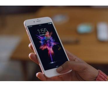 iPhone 6s: Zwei neue Werbespots über Touch ID und 4K