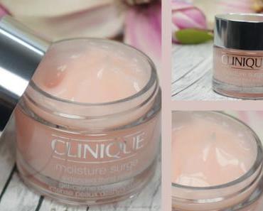 [Beauty] Die neue Clinique Moisture Surge Extended Thirst Relief, ein Feuchtigekitsanker für die Haut!