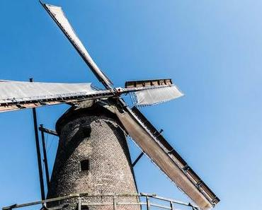 Tag der Windmühle in den USA – der amerikanische National Windmill Day