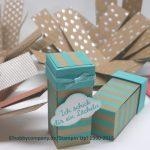 Anleitung Explosionsbox – Geschenkverpackung schnell und einfach