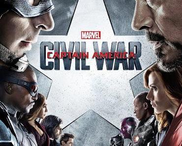 Review: THE FIRST AVENGER: CIVIL WAR – Es kriselt zwischen den strahlenden Superhelden