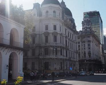 SOUTH AMERICA – GETTING LOST IN BUENOS AIRES.