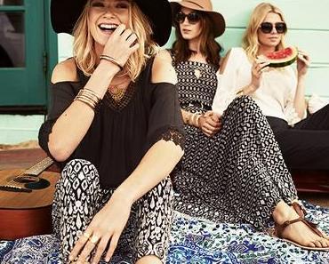 So wird der Sommer bei Comma-Fashion: