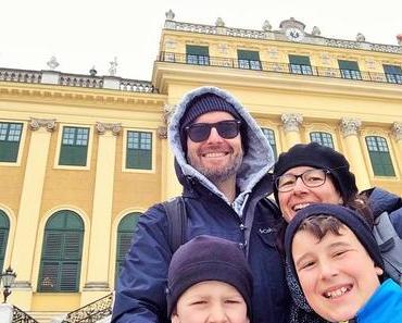 Family-City-Trip nach Wien: Ein Tag als Kaiserliche Familie
