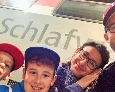 Family-City-Trip nach Wien: Wenn die Ferien am Bahnhof beginnen