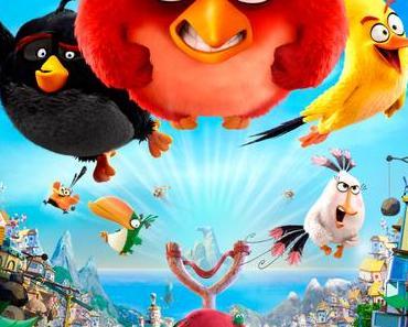 Angry Birds: Von Vögeln und Schweinen