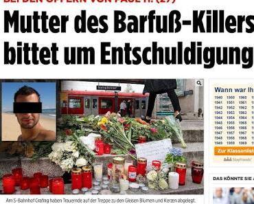 Messerattentat von Grafing: Wurde aus Rafik Y. der Deutsche Paul H.?
