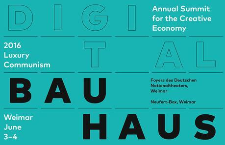 Digital Bauhaus Summit 2016 Verlosung