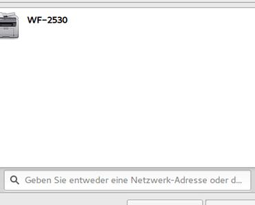 EPSON Drucker & Scanner unter Debian 8