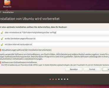 Ubuntu verschlüsselt installieren
