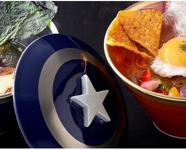 Ramen und Superhelden – Ippudo Ramen präsentiert Civil War Suppen
