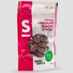 Low Carb Schokolade-Mandel Dragees