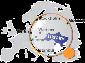 Ukraine gewinnt 2016 mit 1944