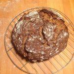 Brot II – Kartoffel-Vollkornbrot mit Walnüssen