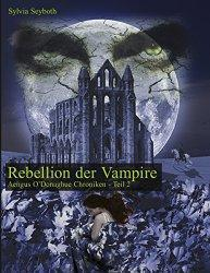 Rezension - Sylvia Seyboth - Rebellion der Vampire