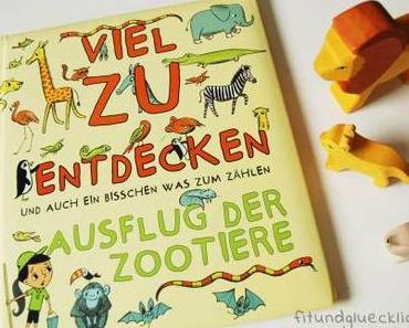 #kinderbuchliebe: Ausflug der Zootiere