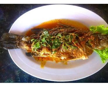 Kin khao ahan Thai - Thai Food essen