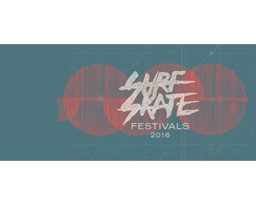 Veranstaltungstipp: Das Surf & Skate Festival Hamburg 2016