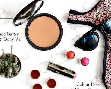 Laura Mercier Colour Dots & Bronzed Butter // Summer Colour Story