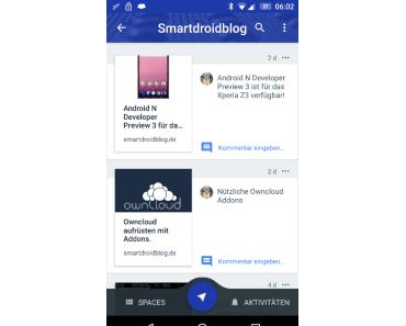 Google veröffentlicht neue Apps