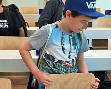 Die Mathi-Olympiade: Für einmal etwas Sport mit dem Kopf