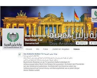 Islamisten drohen der TU Berlin, weil die auf das Neutralitätsgebot besteht