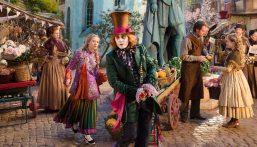 Alice Wunderland: Hinter Spiegeln