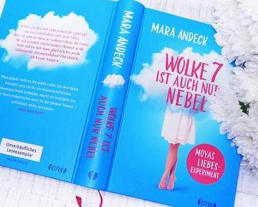 Wolke 7 ist auch nur Nebel (Moyas Liebesexperiment) von Mara Andeck