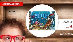 "Spiele-Offensive Aktion ""Sonderangebot""-Gruppendeal BLUE"