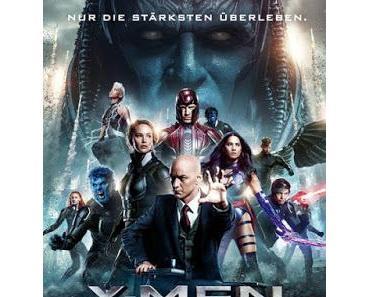 Filmkritik: «X-Men: Apocalypse» (seit dem 19. Mai 2016 im Kino)