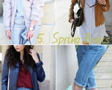 5 Favourite Spring Basics