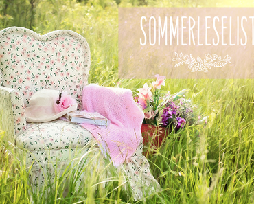 Leseliste für den Sommer 2016