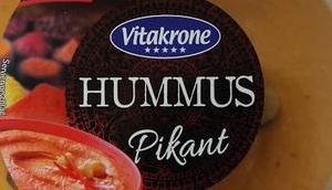 LIDL Vitakrone Hummus Pikant