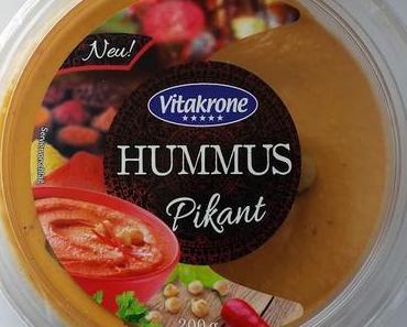 LIDL - Vitakrone Hummus Pikant