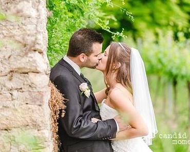 Der Hochzeitstag von Sarah & Martin als Bildgeschichte