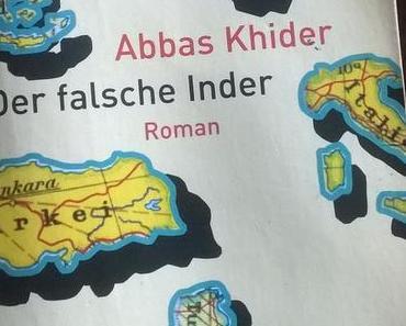 Der falsche Inder von Abbas Khider