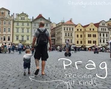 {Reisen mit Kind} Prag