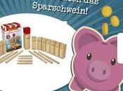 """Spiele-Offensive Aktion """"Sparschwein""""-Gruppendeal Wickie Wikinger Schach"""
