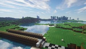 Minecraft SkyPort Staffel