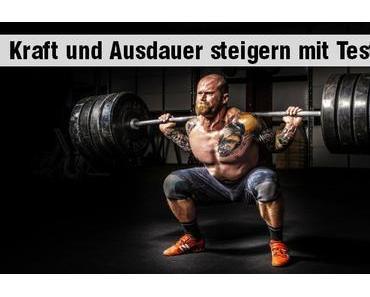 Testosteron: Kraft und Ausdauer steigern mit dem Hormon Testosteron