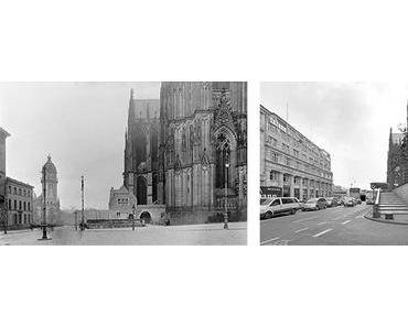 Bremen: Plätze in Deutschland 1950 und heute