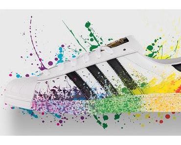 Adidas Superstar LGBT Pride Kollektion