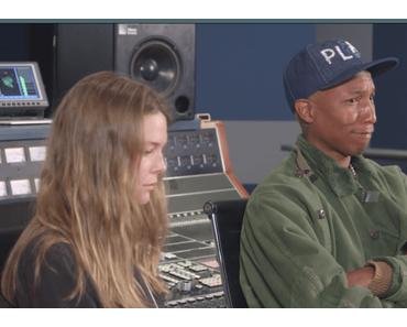 So reagiert Pharrell Williams auf die Musik von Maggie Rogers