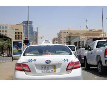 Saudi-Arabien investiert 3.5 Milliarden Dollar in Uber