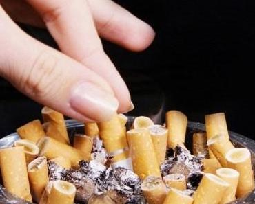 Werden Zigaretten bald verboten?