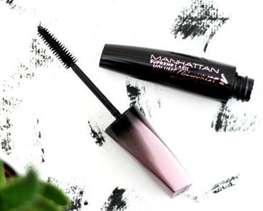 MANHATTAN Supreme Lash Volume Colourist Mascara Lash Tint