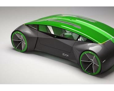 Zoox will 252 Mio. Dollar für selbstfahrende Autos